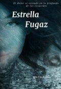 "Cubierta del libro ""Estrella Fugaz"""
