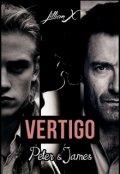 "Cubierta del libro ""Vértigo"""