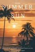 """Cubierta del libro """"Summer Sun"""""""