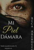 """Cubierta del libro """"Mi Piel DÁmara"""""""