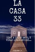 """Cubierta del libro """"La casa 33 """""""