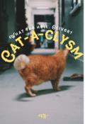 """Cubierta del libro """"Cat-a-clysm"""""""