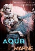 """Обложка книги """"Blue blood on the Aquamarine"""""""
