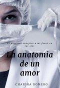 """Cubierta del libro """"La Anatomia de un amor """""""