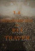 """Cubierta del libro """"La Desaparición de Elí Traver"""""""