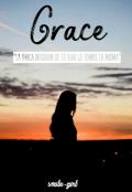 """Cubierta del libro """"Grace"""""""
