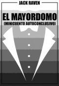 """Cubierta del libro """"El Mayordomo"""""""