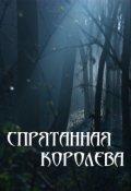 """Обложка книги """"Спрятанная королева"""""""