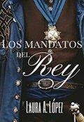 """Cubierta del libro """"Los mandatos del Rey"""""""