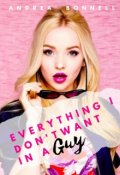 "Book cover ""Everything I don't Want in a Guy"""