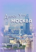 "Обложка книги ""Доброе Утро, Москва©"""