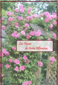 """Cubierta del libro """"Las Rosas de Doña Alfonsina"""""""