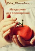 """Обкладинка книги """"Мандарини для примирення"""""""