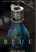 """Cubierta del libro """"Blue"""""""