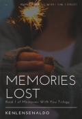 "Book cover ""Mwy #1: Memories Lost"""
