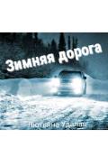 "Обложка книги ""Зимняя дорога."""