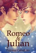 """Cubierta del libro """"Romeo y Julian"""""""