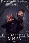 """Обложка книги """"Перезагрузка мира 1.0"""""""