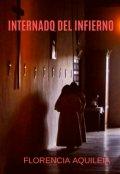 """Cubierta del libro """"Internado Del Infierno"""""""