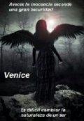 """Cubierta del libro """"Venice: La caída """""""