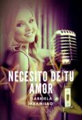 "Cubierta del libro ""Necesito de tu Amor (serie: Necesito ""2"")"""