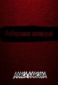 """Обложка книги """"Лабиринт иллюзий"""""""