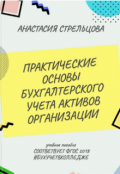 """Обложка книги """"Практические Основы Бухгалтерского Учета Активов Организации"""""""