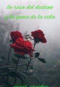 "Cubierta del libro ""La rosa del destino la gema """