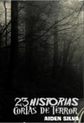 """Cubierta del libro """"23 Historias Cortas de Terror"""""""
