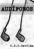 """Cubierta del libro """"Audífonos"""""""