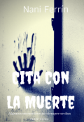 """Cubierta del libro """"Cita con La Muerte """""""
