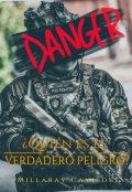 """Cubierta del libro """"Danger"""""""