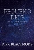 """Cubierta del libro """"Pequeño Dios"""""""