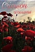 "Обложка книги ""Crimson dreams"""