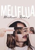 """Cubierta del libro """"Meliflua"""""""
