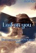 """Cubierta del libro """"Lost on you"""""""