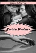 """Cubierta del libro """"Caricias Pérdidas"""""""
