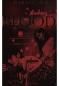 "Обложка книги ""Strawberry blood"""