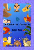 """Cubierta del libro """"Ertum Relm: La Orden de Finerhant - Libro Azul"""""""