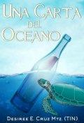 """Cubierta del libro """"Una Carta del Océano © """""""