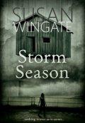 "Book cover ""Storm Season"""