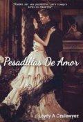 """Cubierta del libro """"Pesadillas de Amor (todo Sueño es Posible #01)"""""""