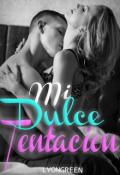 """Cubierta del libro """"Mi dulce tentación"""""""