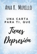 """Cubierta del libro """"Una carta para ti que tienes depresión"""""""