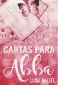 """Cubierta del libro """"Cartas para Abba"""""""