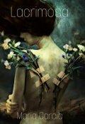 """Cubierta del libro """"Lacrimosa"""""""