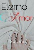 """Cubierta del libro """"Eterno Amor"""""""