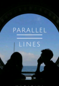"""Book cover """"Parallel Lines"""""""