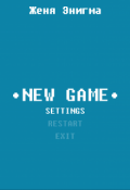 "Обложка книги ""New Game"""