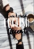 "Book cover ""English Accent"""